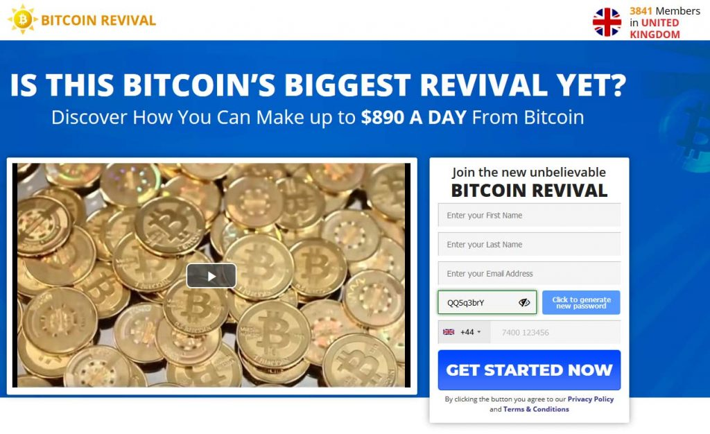 Bitcoin Revival Review
